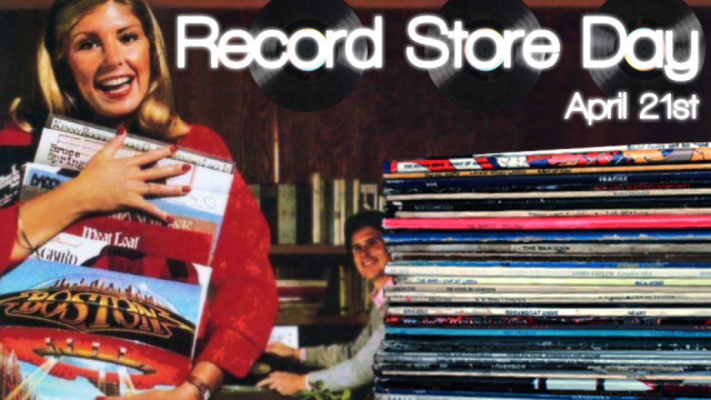 record store day feat Record Store Day Guide 2012