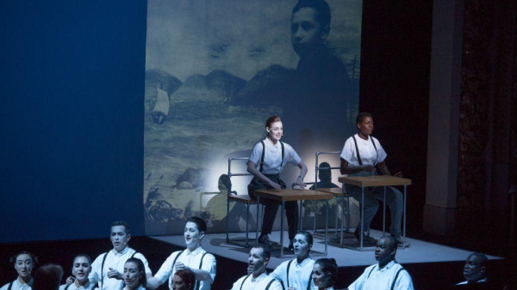 einstein stephanie berger 000 Live Review: Einstein on the Beach at Brooklyn Academy of Music (9/19)