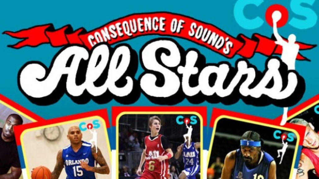 cosallstars feat e1360849766324 Musicians Turned NBA All Stars: A Collectors Card Set