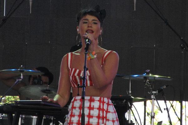 jessie ware2 Festival Review: Coachella 2013   Sunday, April 14th