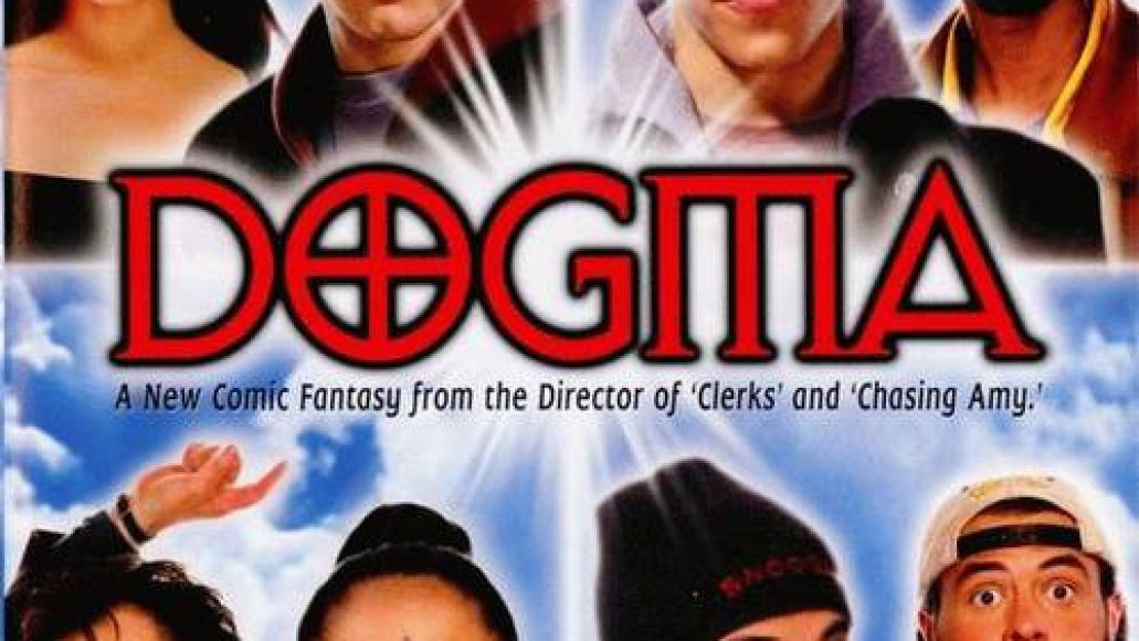 dogma dvd cover Ranking: Kevin Smith From Worst to Best