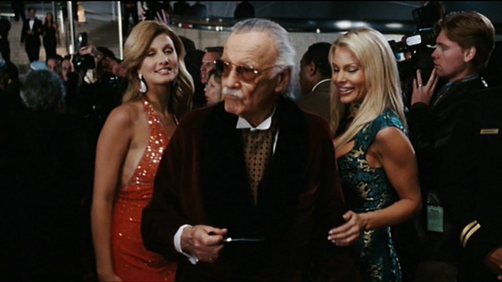 stan lee iron man Every Stan Lee Cameo in the Marvel Cinematic Universe