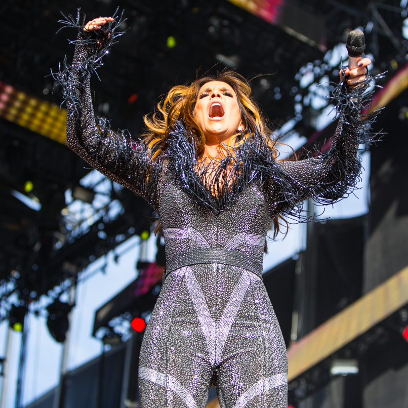 01 ivete sangalo Rock in Rio USA Festival Review: Weekend Two from Worst to Best