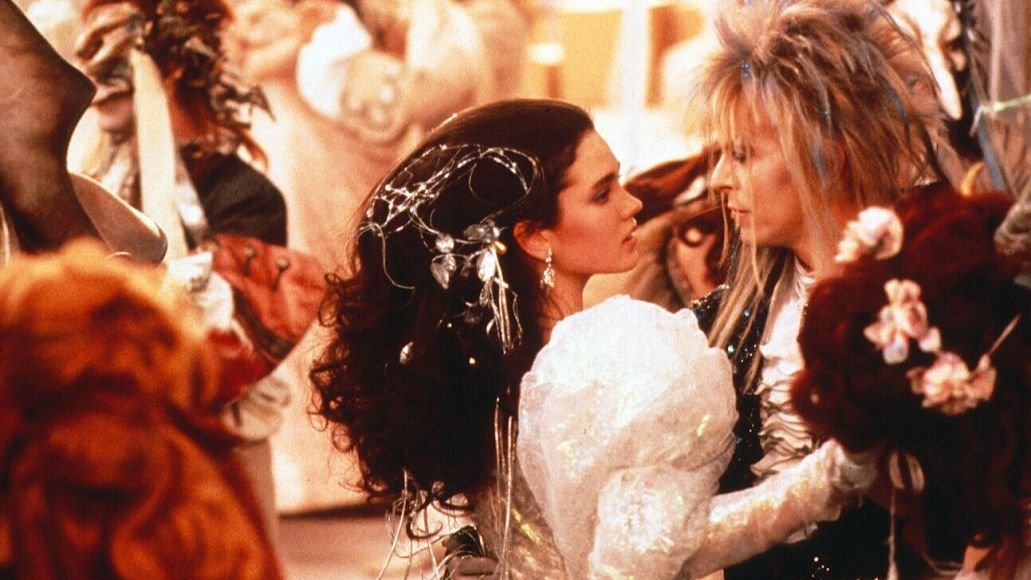 Labyrinth: A Goblin King and a Sexual Dream