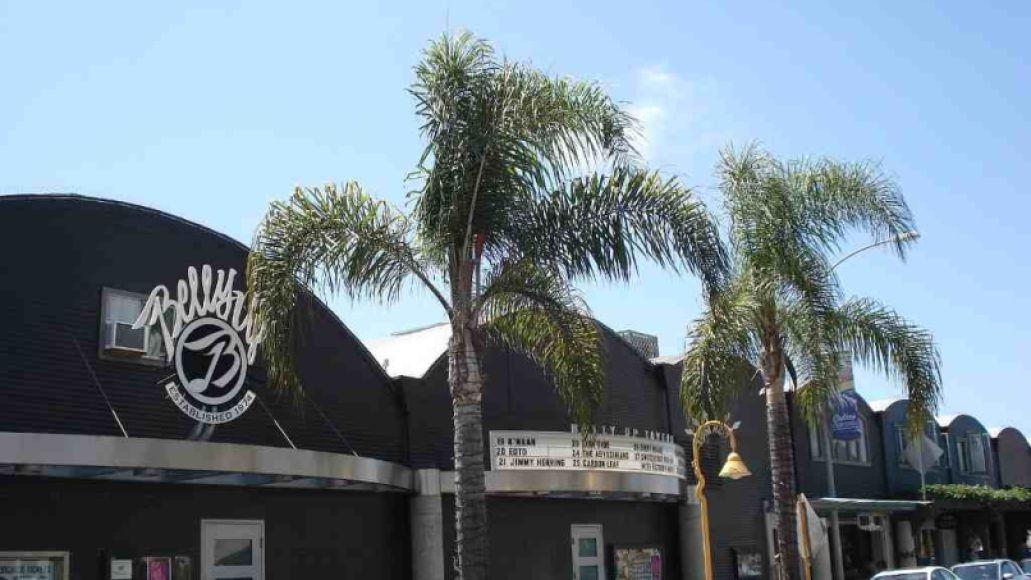 Belly Up Tavern San Diego, California