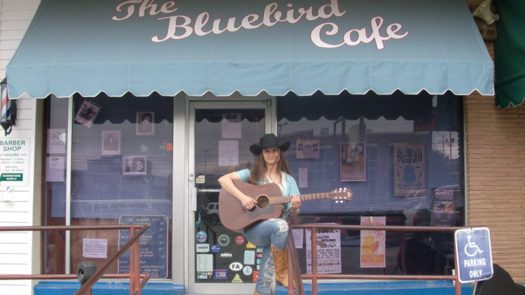 Bluebird Cafe Nashville, Tennessee