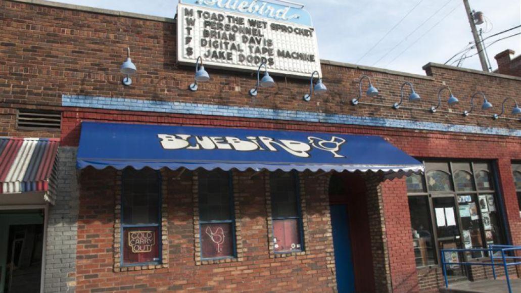 Bluebird Nightclub Bloomington, Indiana