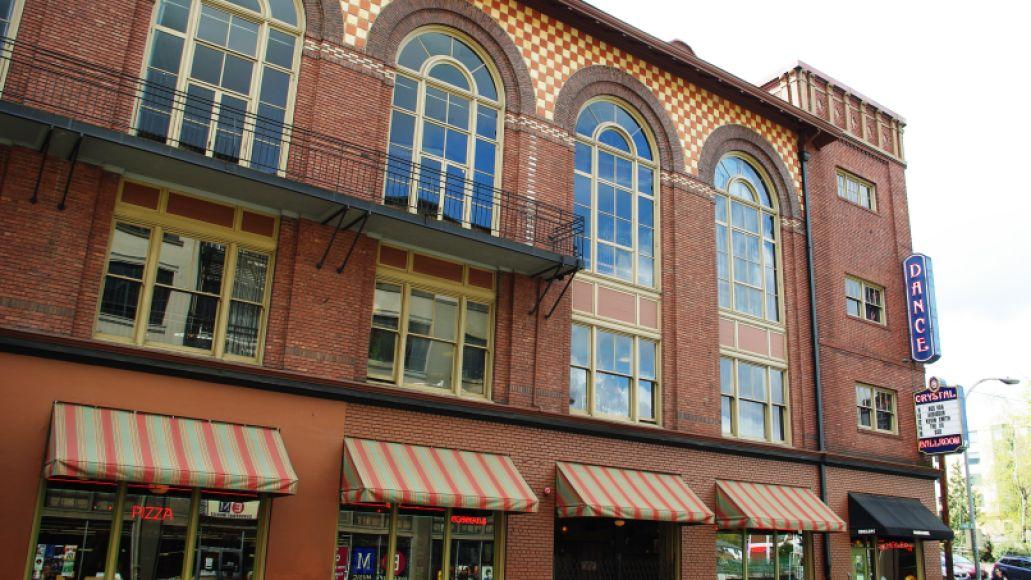 Crystal Ballroom Portland, Oregon