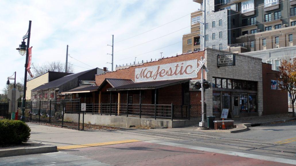 George's Majestic Lounge Fayetteville, Arkansas