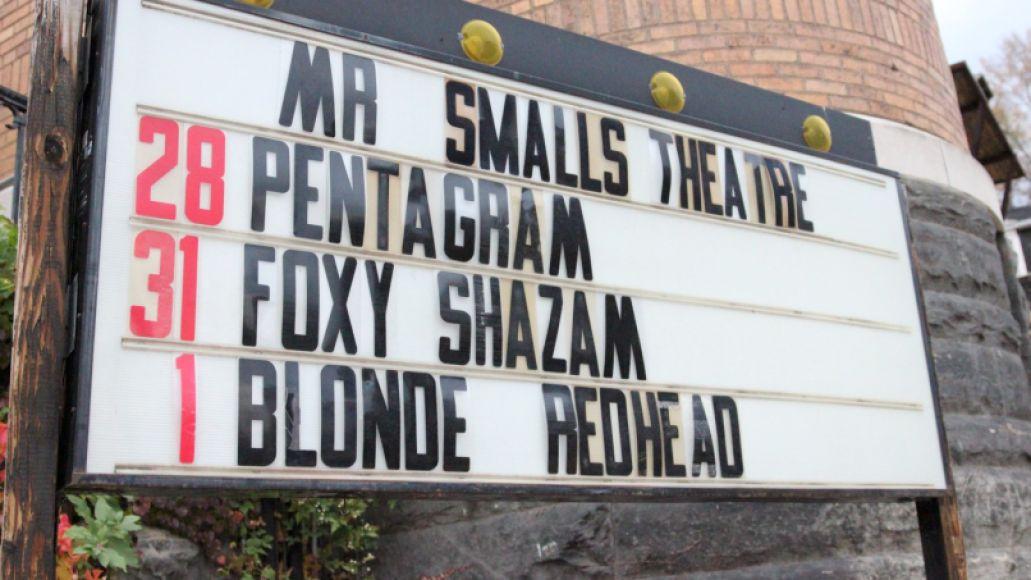 Mr. Smalls Pittsburgh, Pennsylvania