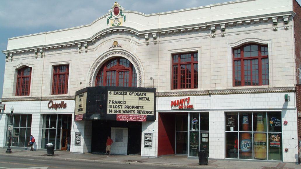 Newport Music Hall Columbus, Ohio