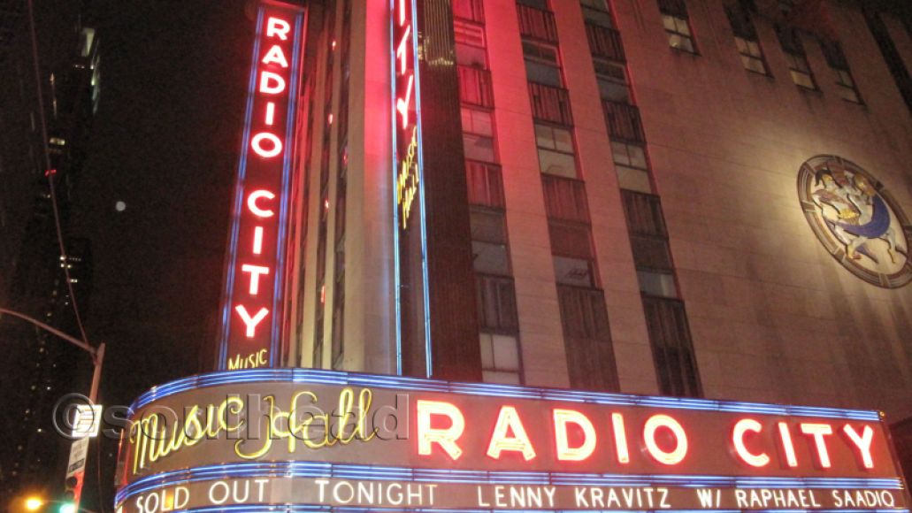 Radio City Music Hall New York, New York