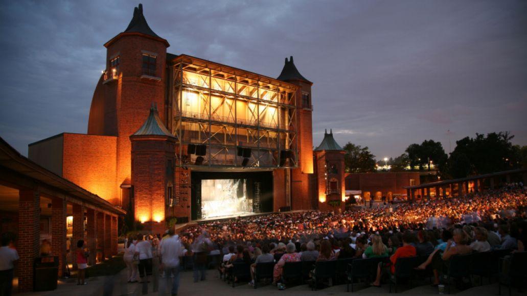 Starlight Theatre Kansas City, Missouri