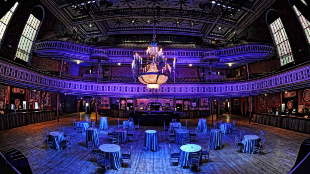 tabernaclevenueimage15 The 100 Greatest American Music Venues