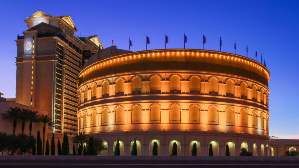 The Colosseum at Caesar's Palace Las Vegas, Nevada