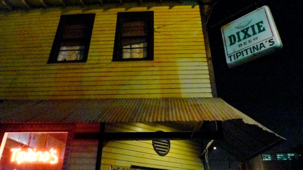 Tipitinas_Dixie_Door