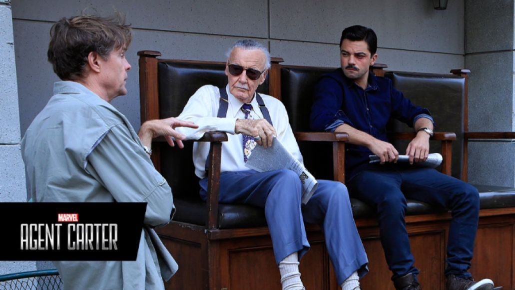 agent carter stan lee Every Stan Lee Cameo in the Marvel Cinematic Universe