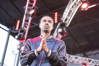 Raury // Photo by Philip Cosores
