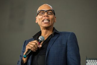 RuPaul Charles // Photo by Philip Cosores