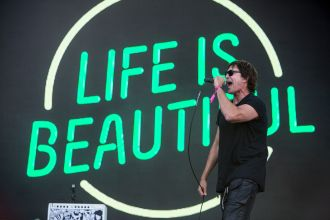 Third Eye Blind // Photo by Philip Cosores