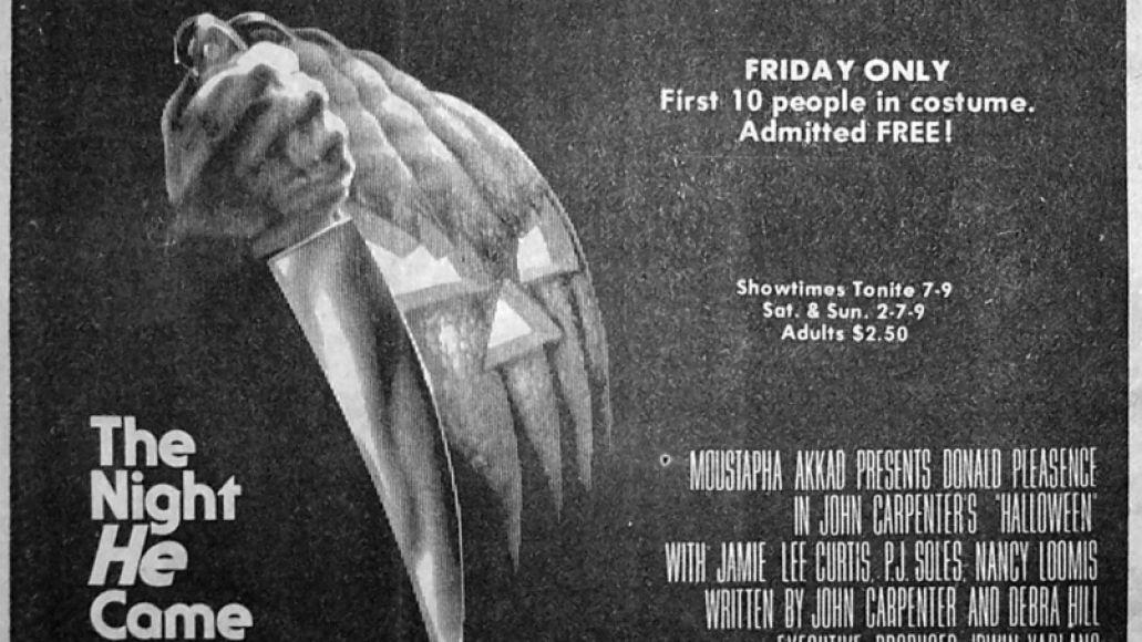 halloween ad The Making of John Carpenters Halloween