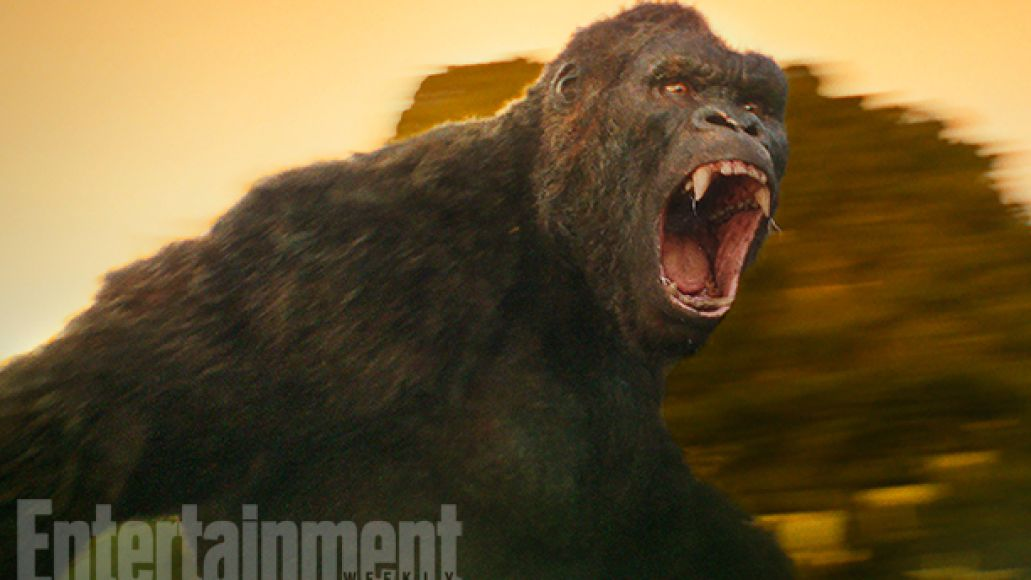 000242837h first look 0 Heres your first look at the title ape in Kong: Skull Island