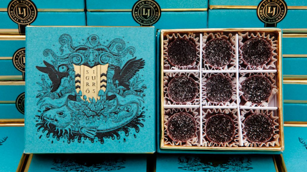 lord jones sigur racc83 s sigurberry infused gumdrop box Sigur Rós now have their own weed edibles, perfect for listening to Sigur Rós