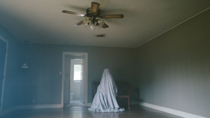 a ghost story still A Ghost Storys David Lowery on Finding Peace in Purgatory