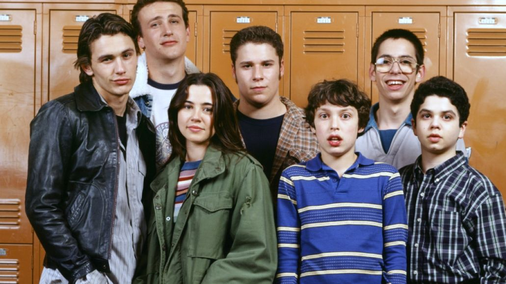 freaksandgeeks Bad Reputation: An Oral History of the Freaks and Geeks Soundtrack