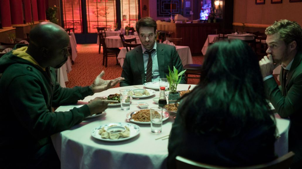 the defenders netflix 5 The Defenders Protect Marvels Legacy on Netflix as Best They Can