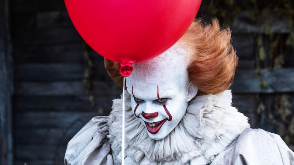 it highest grossing horror film stephen king box office record Top 25 Movies of 2017
