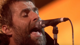Liam Gallagher BRIT Awards 2018
