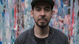 Mike Shinoda, photo by Frank Maddocks