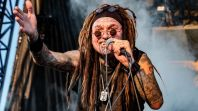ministry amerikkkant new album stream Cold Waves Industrial Fest Goes Virtual with Meat Beat Manifesto, Members of Front 242, Ministry, NIN, and More