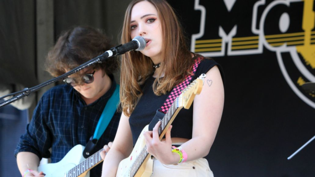 Soccer Mommy, photo by Heather Kaplan