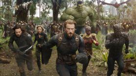 Avengers: Infinity War (Disney)