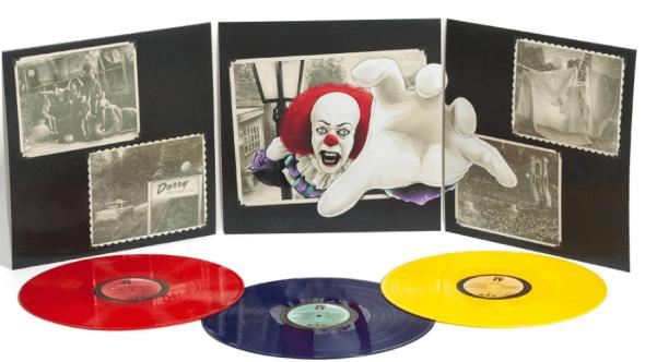 IT TV Series OST Vinyl