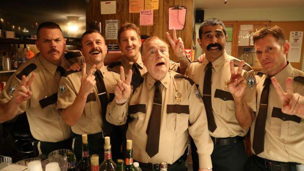 troopers 2 Dont Blame Canada: Broken Lizard Explain Why They Wrote 35 Drafts for Super Troopers 2