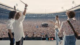 Bohemian Rhapsody Rami Malek Freddie Mercury Movie