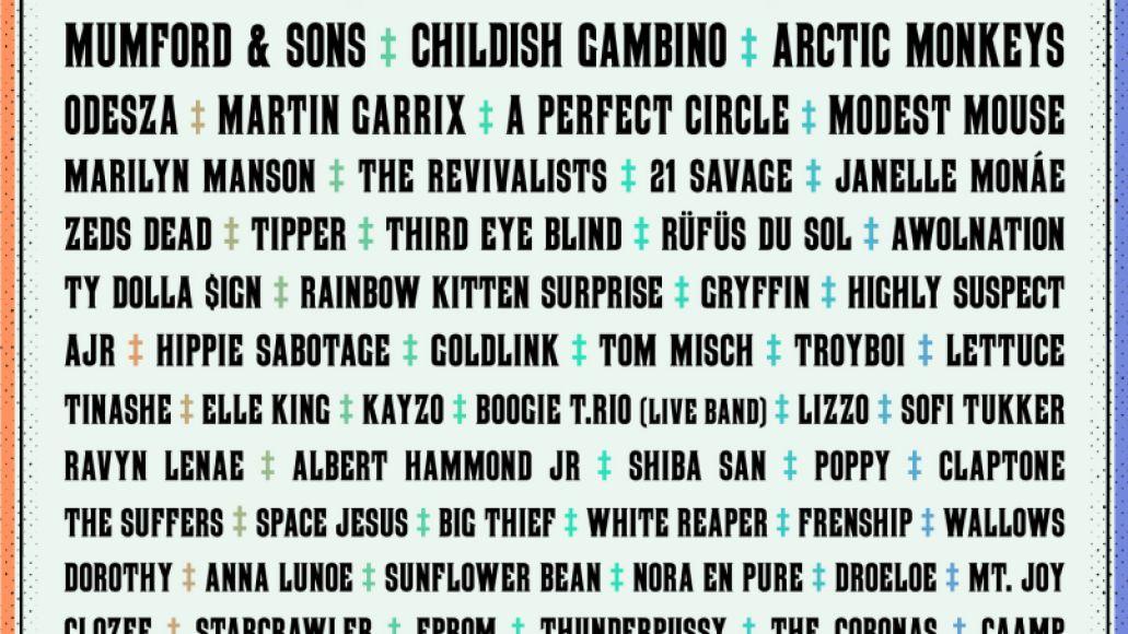 Voodoo Experience 2018 lineup