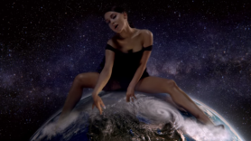"""Ariana Grande's """"God is a Woman"""" video"""
