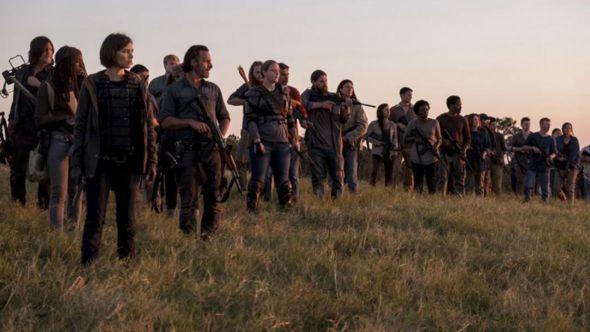 The Walking Dead Season 9 (AMC)