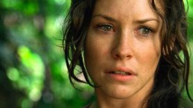 Evangeline Lilly on Lost