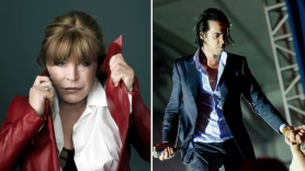 Marianne Faithfull Nick Cave Ben Kaye The Gypsy Faerie Queen