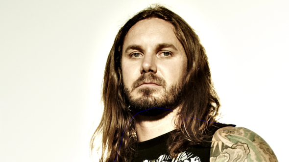 As I Lay Dying's Tim Lambesis