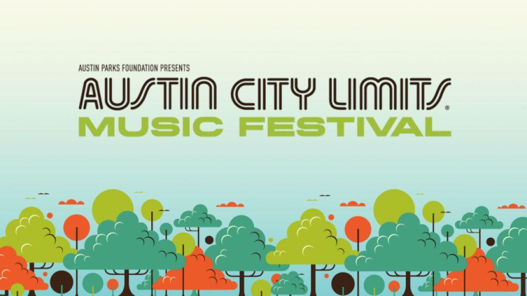 Austin City Limits Music Festival Poster