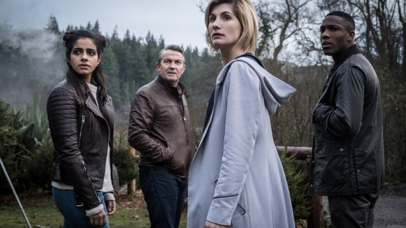 Doctor Who, BBC America