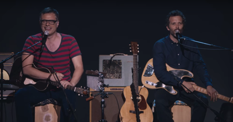 Flight of the Conchords' HBO special
