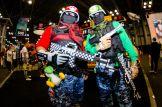 Militant Mario and Luigi New York Comic Con 2018 Ben Kaye-5