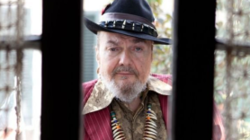 Dr. John is actually 77 years old